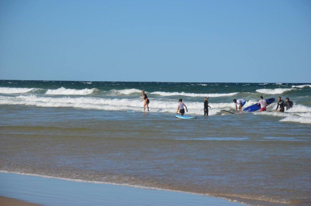 Surfing -